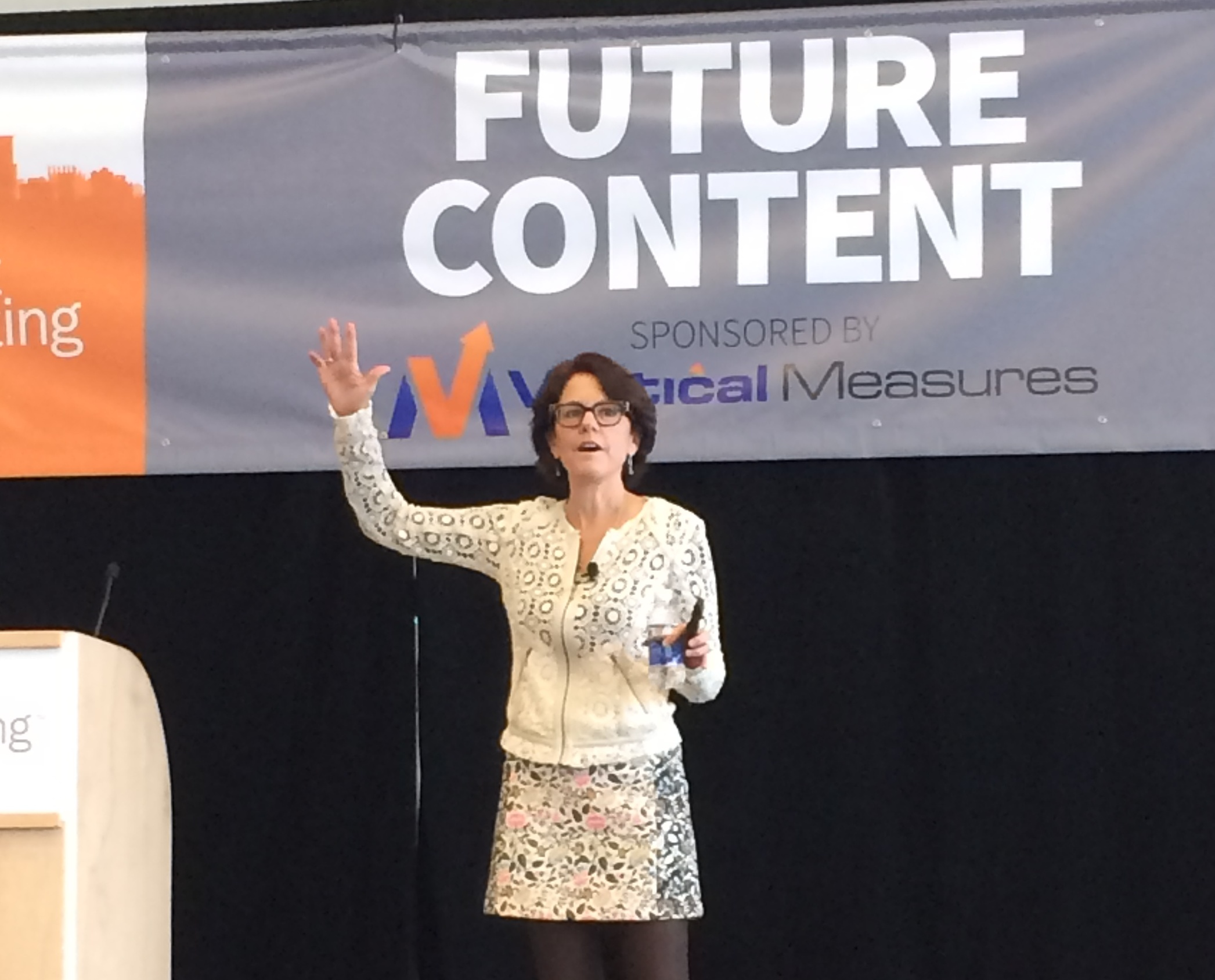 Ann Handley Speaking at Content Marketing World