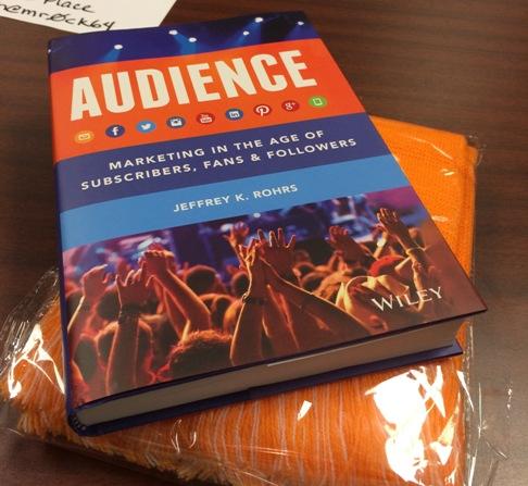 Audience by Jeffrey K. Rohrs