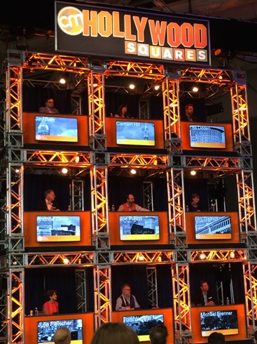 Content Marketing World Hollywood Squares