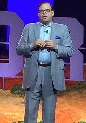 Jay Baer at Content Marketing World 2015