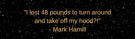 Mark Hamill Quote from Content Marketing World 2016