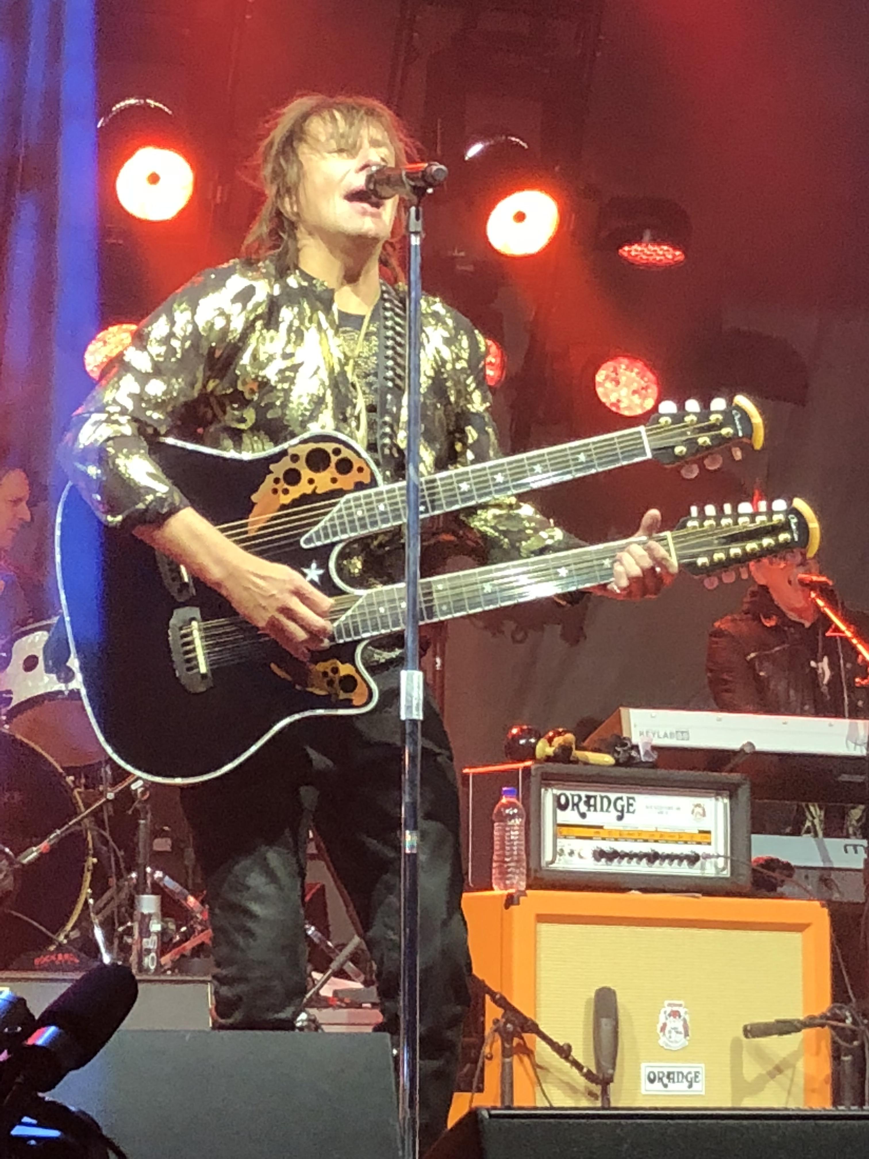 Richie Sambora of Bon Jovi