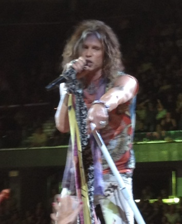 Steven Tyler On Stage - Building a Brand Strategy