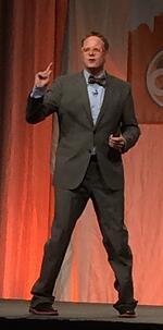 Andrew Davis at Content Marketing World 2015