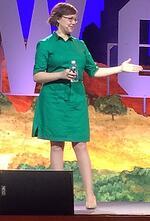 Kristina Halvorson at Content Marketing World 2015