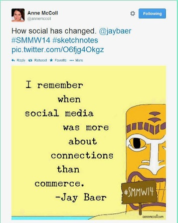 Jay Baer Quote Tweet