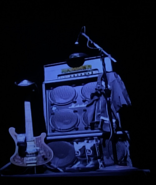 Image of Lemmy's Bass and Amp