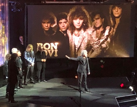 Bon Jovi Being Inducted into the Rock and Roll Hall of Fame