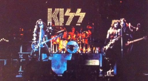KISS in Concert