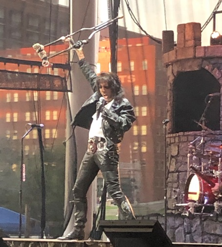 Alice Cooper in Concert in Cleveland