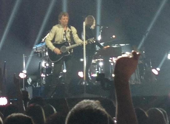 Bon Jovi in Cleveland