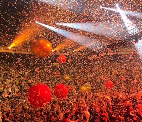 Aerosmith Crowd
